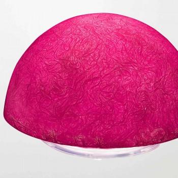 Lampada da tavolo di design moderno In-es.artdesign Button T colorata