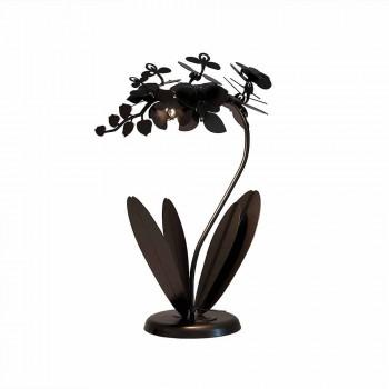 Lampada da Tavolo di Design Moderno in Ferro Made in Italy – Amorpha