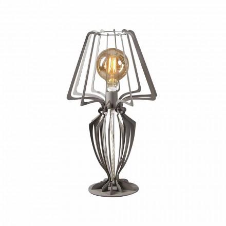 Lampada da Tavolo di Design Moderno in Ferro Made in Italy – Giunone