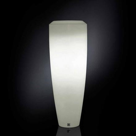 Lampada da terra a Led di design in Ldpe per esterni Obice Small
