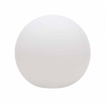 Lampada da Terra a Sfera Design Moderno Colorato, Diverse Dimensioni - Globostar