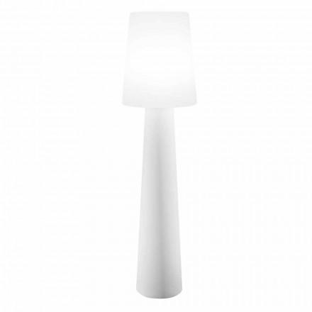 Lampada da Terra Design Colorata Led, Solare o E27 Outdoor e Indoor - Fungostar