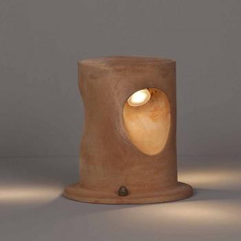 Lampada da terra, design moderno con 3 luci, U-Boat - Toscot