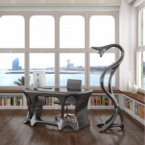Lampada da terra design moderno drago made in italy for Oggettistica design moderno