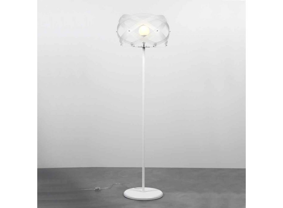 Lampada da terra design moderno in metacrilatoVanna, H 187 cm