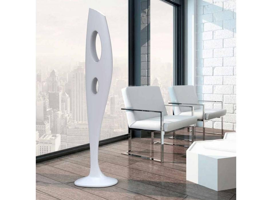 Lampada da terra di design moderno prodotta in Italia, Sinnai
