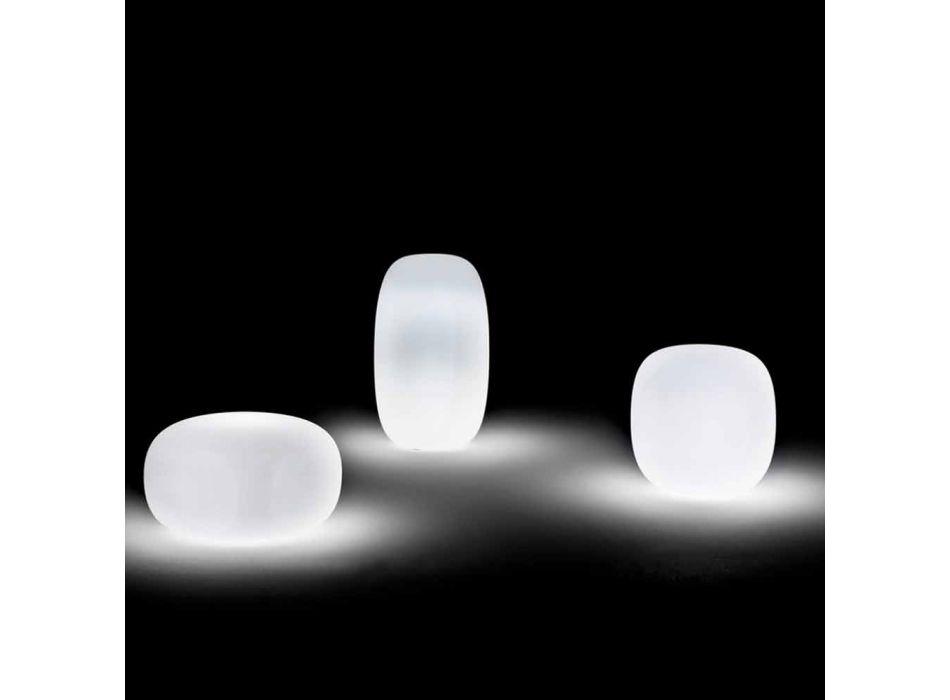Lampada da Terra per Esterno Design in 3 Misure, 2 Pezzi - Pandora S by Myyour