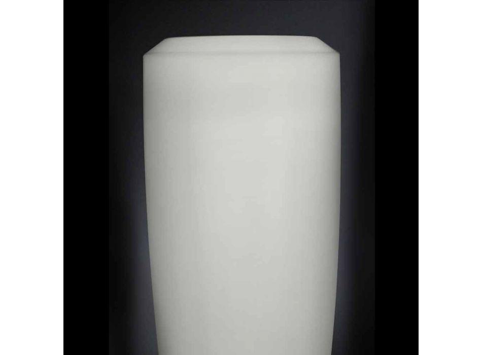 Lampada di design da terra a Led per interni in Ldpe Obice Small