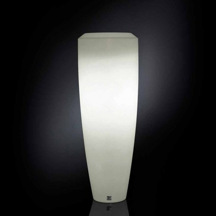 Lampada di design da terra a Led per interni in Ldpe Obice Small