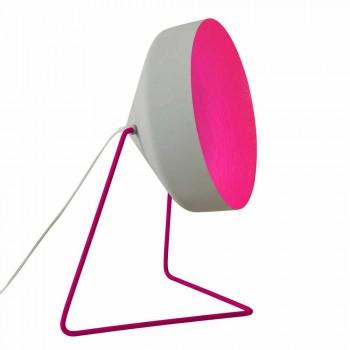 Lampada di design da terra In-es.artdesign Cyrcus F Cemento verniciata