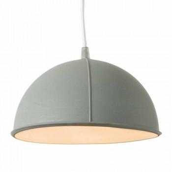 Lampada in laprene a sospensione In-es.artdesign Pop 1 moderna
