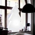 Lampada interni tavolo/terra Slide Lightree albero natale made Italy
