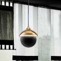 Lampada moderna a sospensione in ceramica Gli Illustri 9