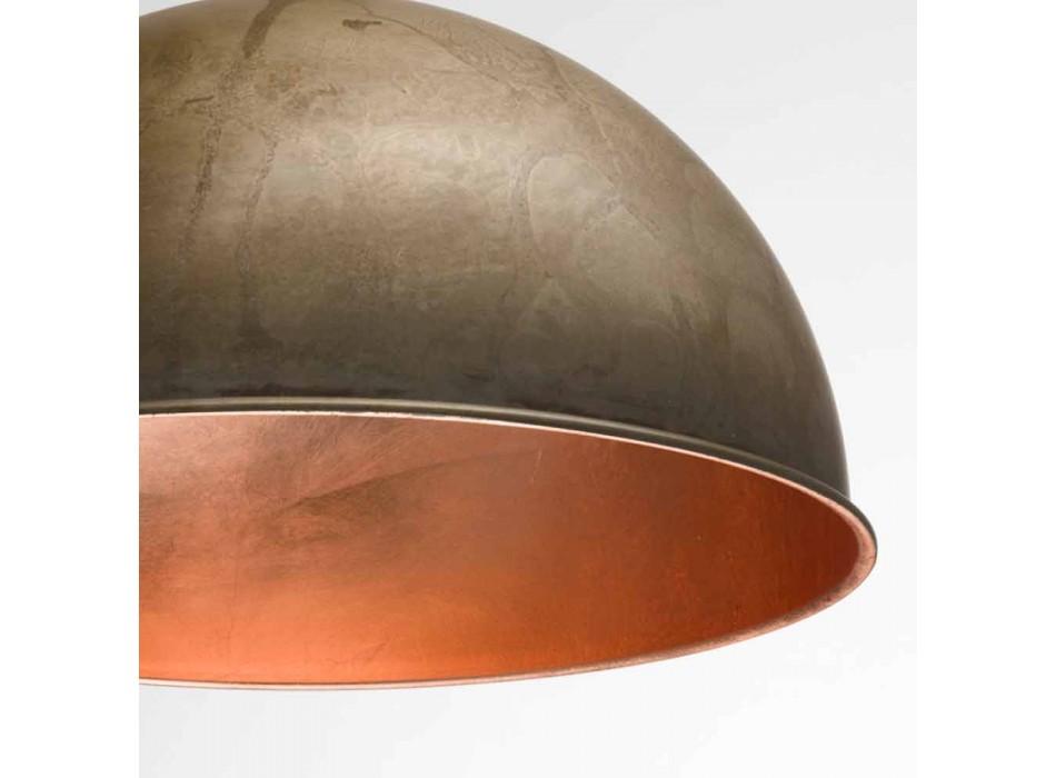 Lampada rustica a sospensione Ø80 cm Galileo Il Fanale