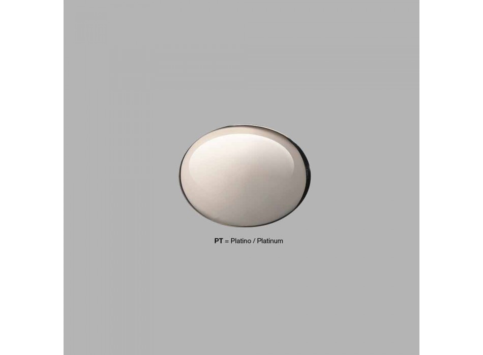 Lampada Sospesa di Design in Ceramica - Fate by Aldo Bernardi