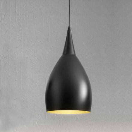 Lampada Sospesa in Alluminio Moderna Made in Italy – Cappadocia Aldo Bernardi