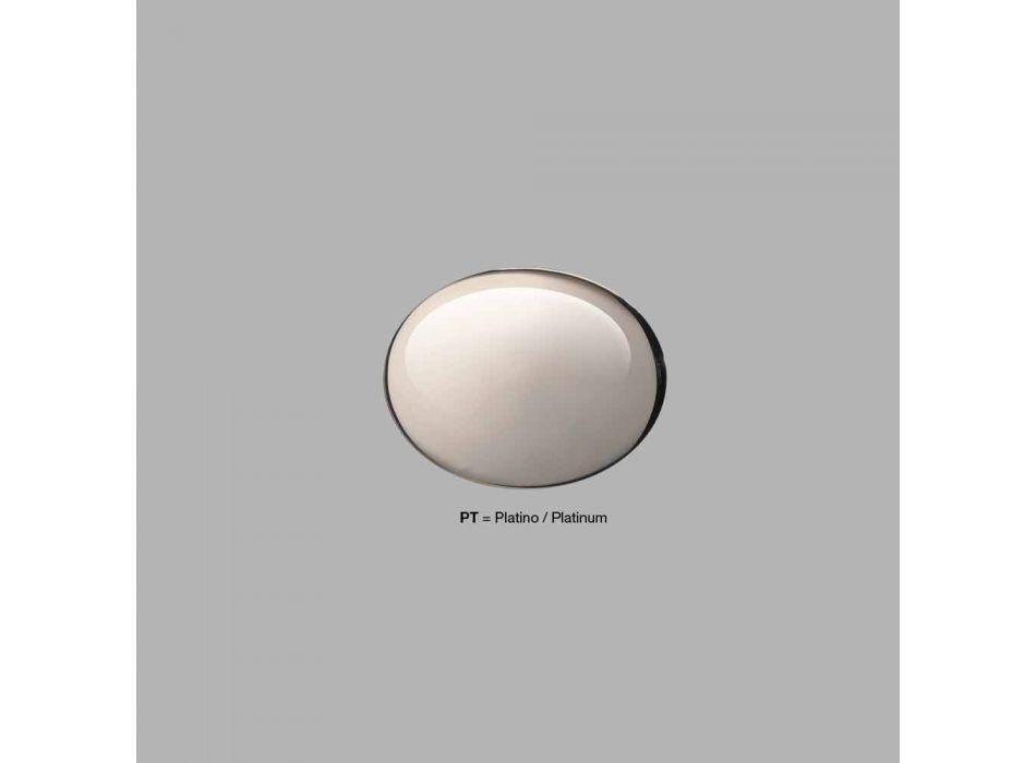 Lampada Sospesa in Ceramica di Design – Lustrini L2 Aldo Bernardi