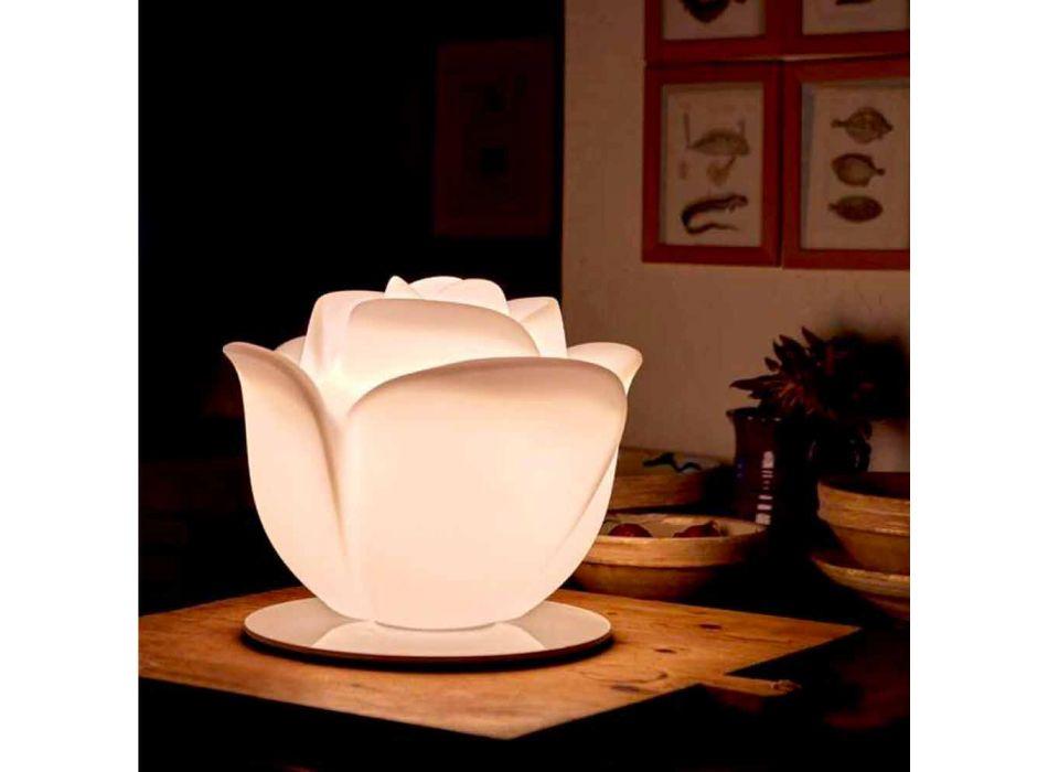 Lampade da Tavolo di Design a Forma di Rosa, 2 Pezzi - Baby Love by Myyour