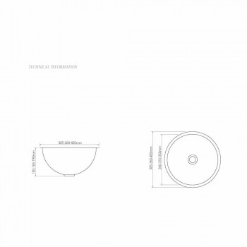 Lavabo appoggio design in rame con finitura nickel satinato Pure