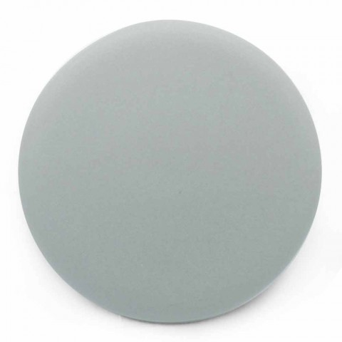 Lavabo da Appoggio o Sospeso in Ceramica Bianca o Colorata 2 Misure - Malvina