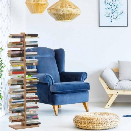 Libreria design moderno a colonna Zia Bice