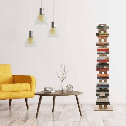Libreria design moderno a colonna Zia Ortensia