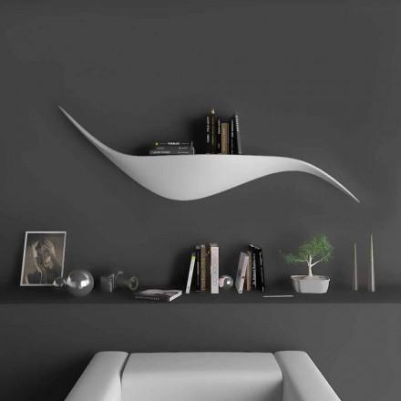 Mensola da parete di design moderno realizzata in Italia, Tuscania