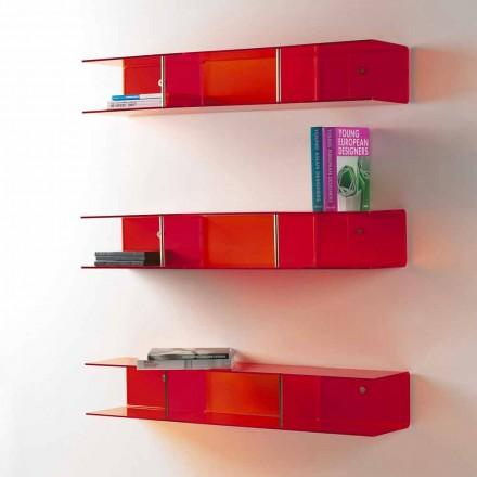 Mensola di design moderno da parete in metacrilatoTaira