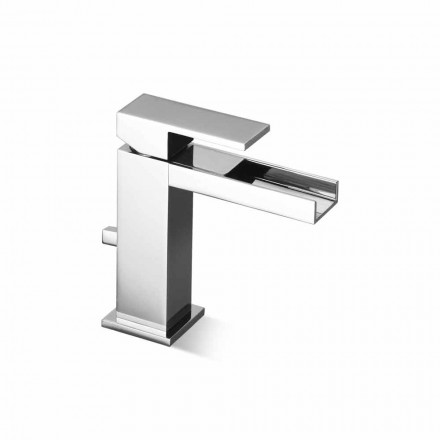 Miscelatore per Bidet in Ottone Design Moderno Made in Italy - Bibo