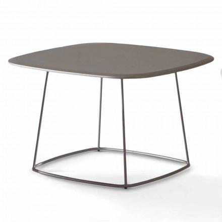 Tavolino di design in MDF My Home Free Style made in Italy