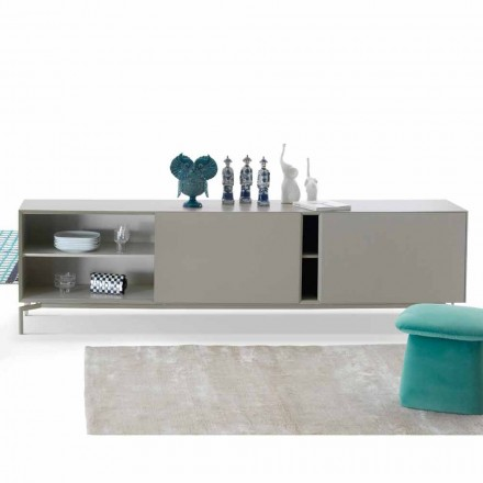 Madia di design in MDF My Home Mirage made in Italy
