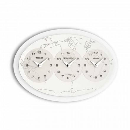 Orologio da parete di design modello Zed
