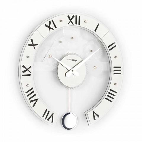 Orologio da parete moderno Betty Pendolo