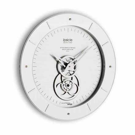 Orologio di design Step da muro