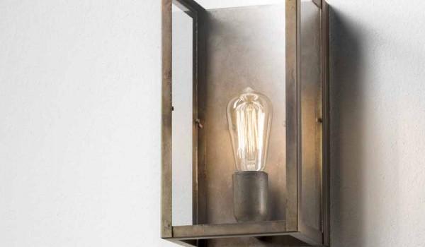 Plafoniere Stile Industriale : Plafoniera stile industriale vintage in ferro london il fanale