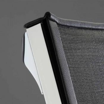 Poltrona da ufficio ergonomica design moderno Nulite