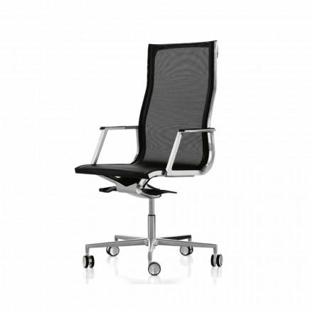 Poltrona da ufficio ergonomica design moderno Nulite Luxy