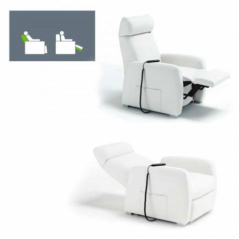 Poltrone Relax Di Design.Poltrona Relax Alzapersona Di Design Via Firenze 2 Motori