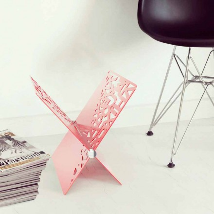 Porta riviste di design Rotokalko by Mabele