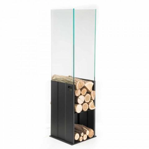 Portalegna da interno design Caf Design Made in Italy PLV