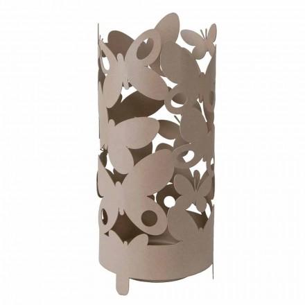 Portaombrelli di Design con Farfalle in Ferro Made in Italy – Maura