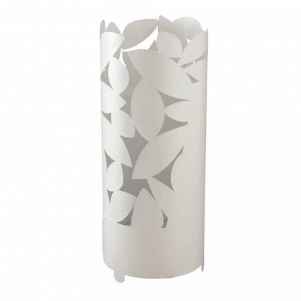 Portaombrelli di Design con Sagome di Foglie in Ferro Made in Italy – Piumotto