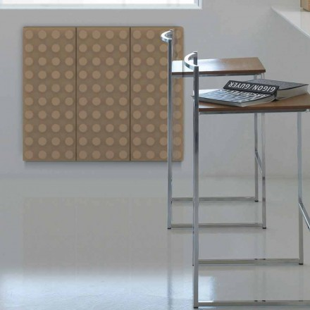 Radiatore lego elettrico design moderno Brick by Scirocco H