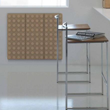 Radiatore lego idraulico design moderno Brick by Scirocco H