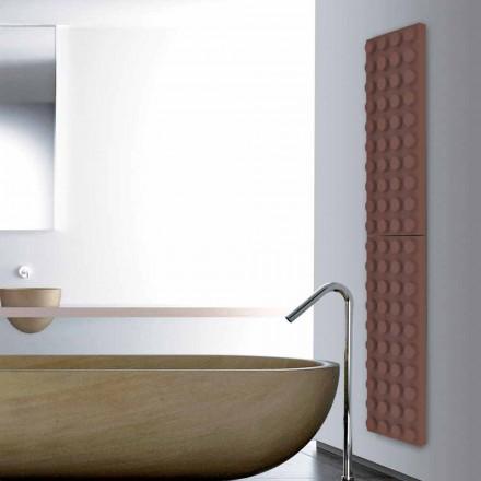 Radiatore termoarredo lego elettrico di design Brick by Scirocco H