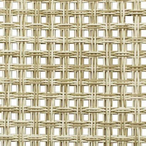 Salotto da Giardino in Alluminio, Tela e HPL Pregiato Made in Italy - Atollo