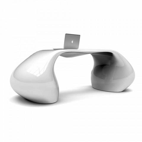 Scrivania da ufficio di moderno design made in Italy, Telese