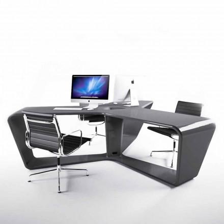 Scrivania multipostazione da ufficio, design moderno, Ta3le
