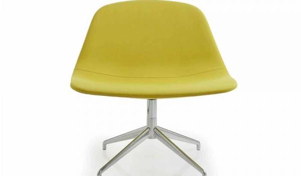 Sedia da ufficio design moderno llounge made in italy by luxy