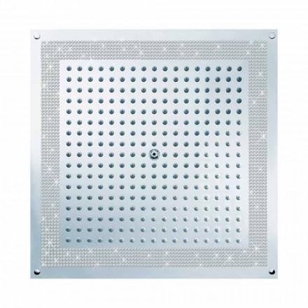 Bossini Soffione per doccia con inserti in Swarovski   Cube
